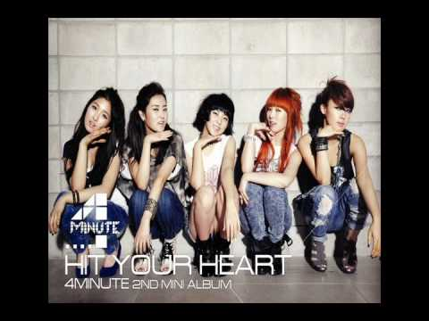 4minute - I My Me Mine FULL MP3 w/ DL