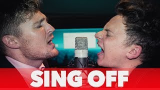 MY SING OFF vs. Conor Maynard