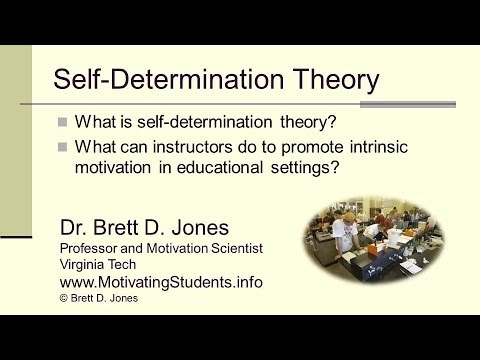Self-Determination Theory v1