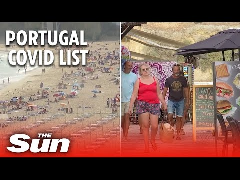 COVID-19: Brits In Portugal On Quarantine Alert As Cases Increase