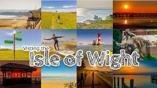 Exploring the Isle of Wight