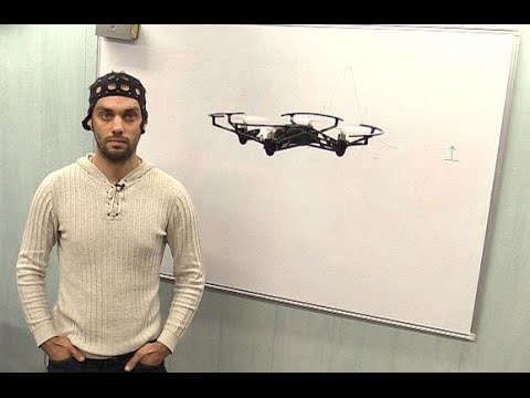 Russian Military Scientists Develop Mind Controlled Drone