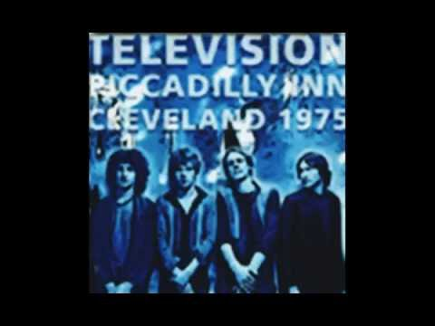 Television, Picadilly Inn, Cleveland, 7, 25, 1975