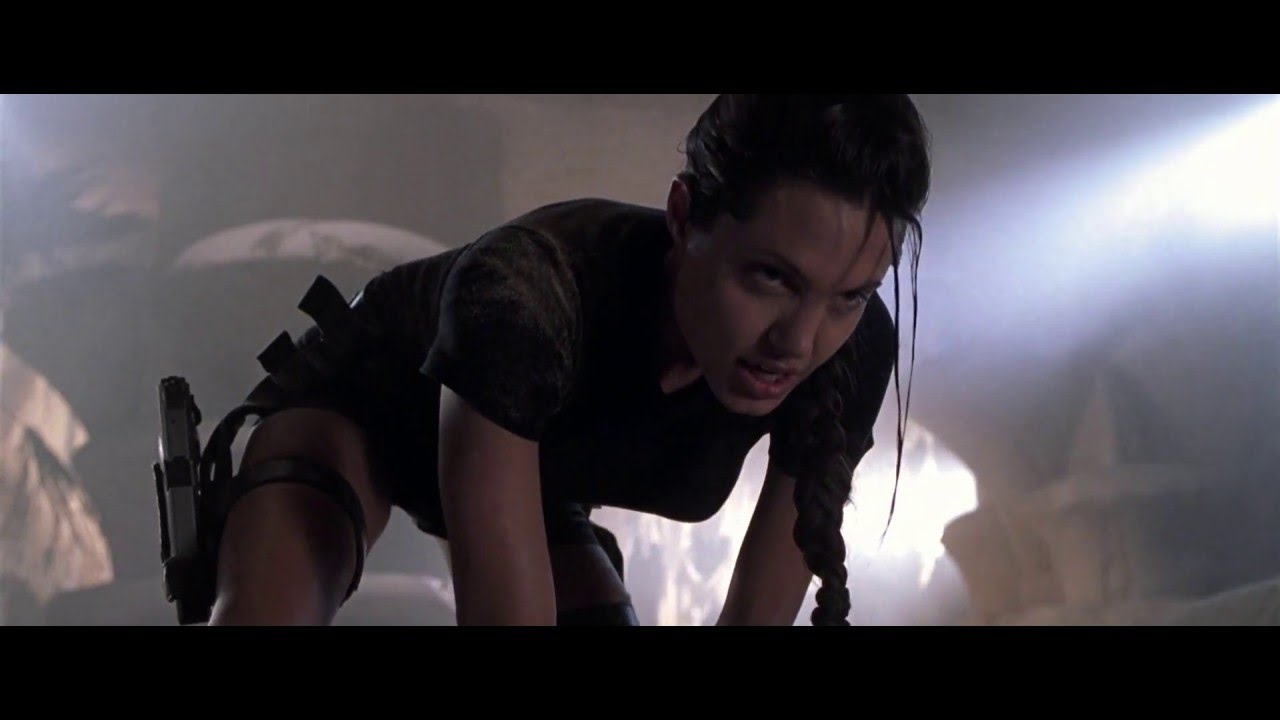 Welcome Lara Croft Part 1 Lara Croft Tomb Raider 2001 Youtube