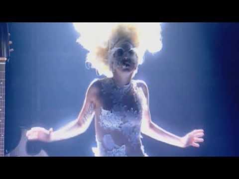 Lady Gaga  DANCE IN THE DARK HD ~  British Music Awards 2010 HD