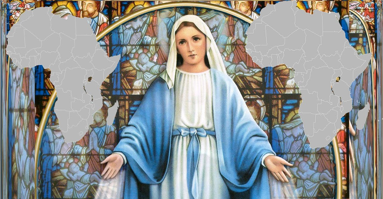 virgin mary appears in africa is it a warning hd youtube