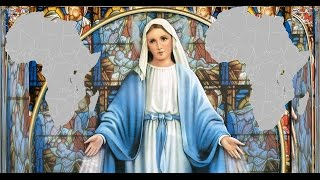 Virgin Mary appears in Africa, is it a WARNING? HD