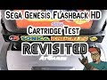 AtGames Genesis Flashback HD Revisited Testing Sonic & Knuckles Cartridge