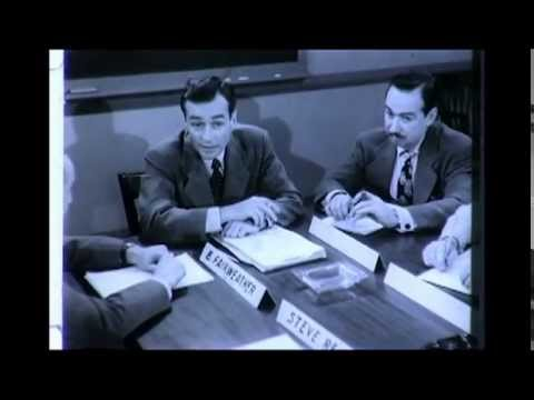 All I Need is a Conference - 1954