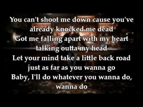 blake-shelton---sure-be-cool-if-you-did-(lyric-video)