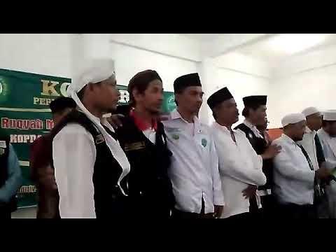 Ikrar bersama JRA dan KBRA Kopdar 2