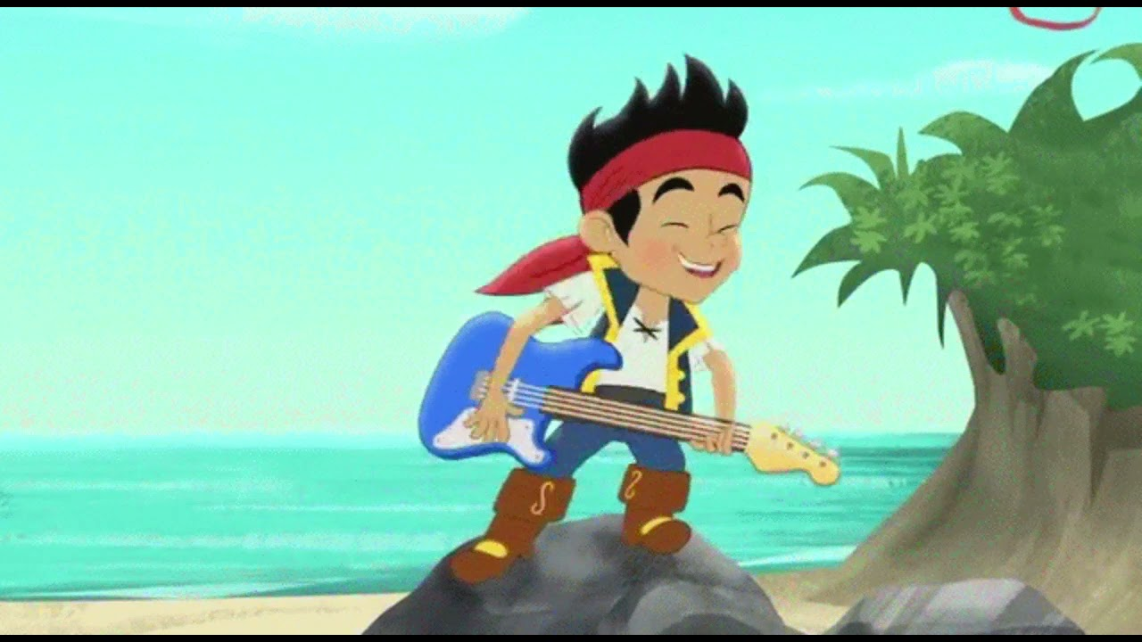 """Download Jake and the Neverland Pirates: """"Oh, my darling Clementine"""" Parody Video Song"""