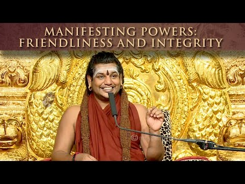 Manifesting Powers: Friendliness and Integrity