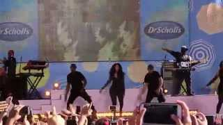 Nicki Minaj - Moment 4 Life @GMA - Audience