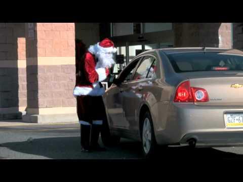 The Farting Santa