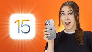 Top iOS 15 Features You MUST know!!!