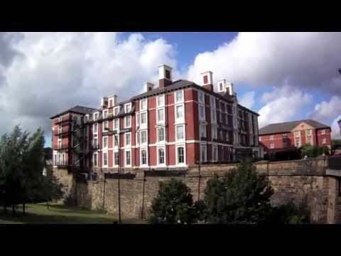 Hotel Review: Holiday Inn Royal Victoria, Sheffield, South Yorkshire, England - August 2014