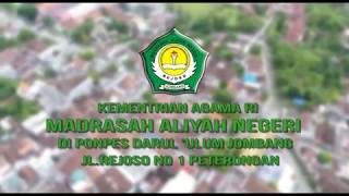 Profil Sekolah MAN Rejoso Darul Ulum
