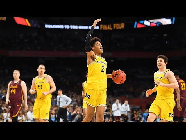Loyola Chicago vs. Michigan: Wolverines advance to the National Championship