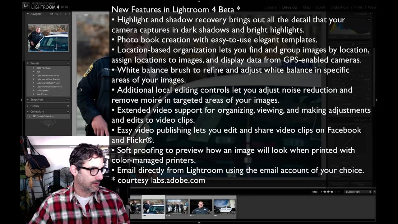 Adobe Lightroom 4 Beta | Fro Knows Photo