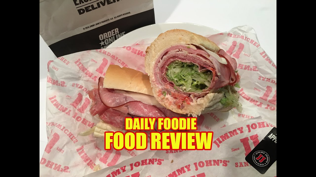 Jimmy John's Reviews, User Reviews for Jimmy John's ...