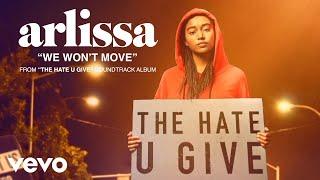 Gambar cover Arlissa - We Won't Move (Audio)