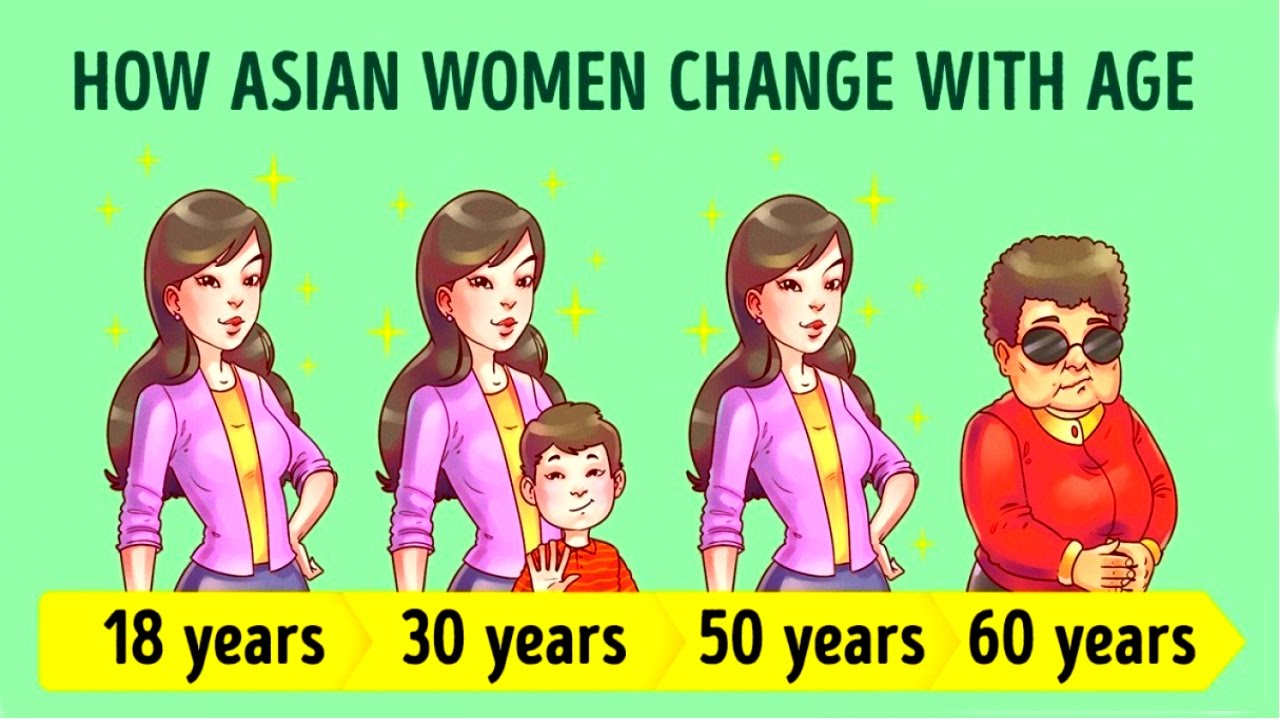 12 Habits That Help Chinese Women Stay Young