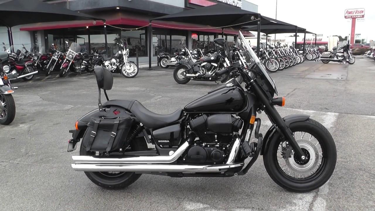 2015 Honda Shadow >> 502312 2015 Honda Shadow Phantom Vt750c2b Used Motorcycles For Sale