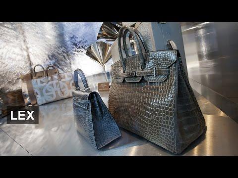 LVMH and Hermès down handbags