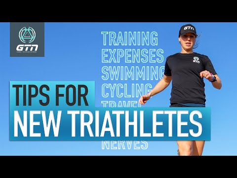 Beginner Triathlon Training Tips | Help For New Triathletes