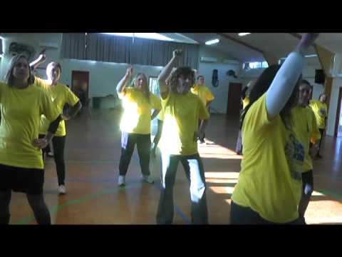 NZEI Flashmob