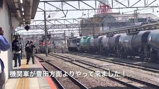 2021年3月18日八王子駅にて撮影