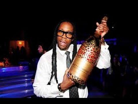 2 Chainz is Ballin   100k Bottle Cap on Vodka