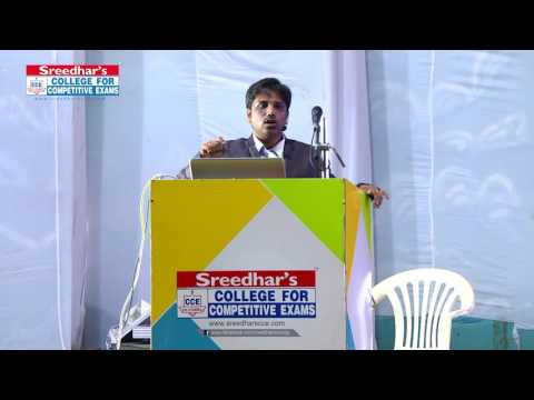 Important websites & Android Apps by Sai Satish at Sreedhar's Institute Vijayawada