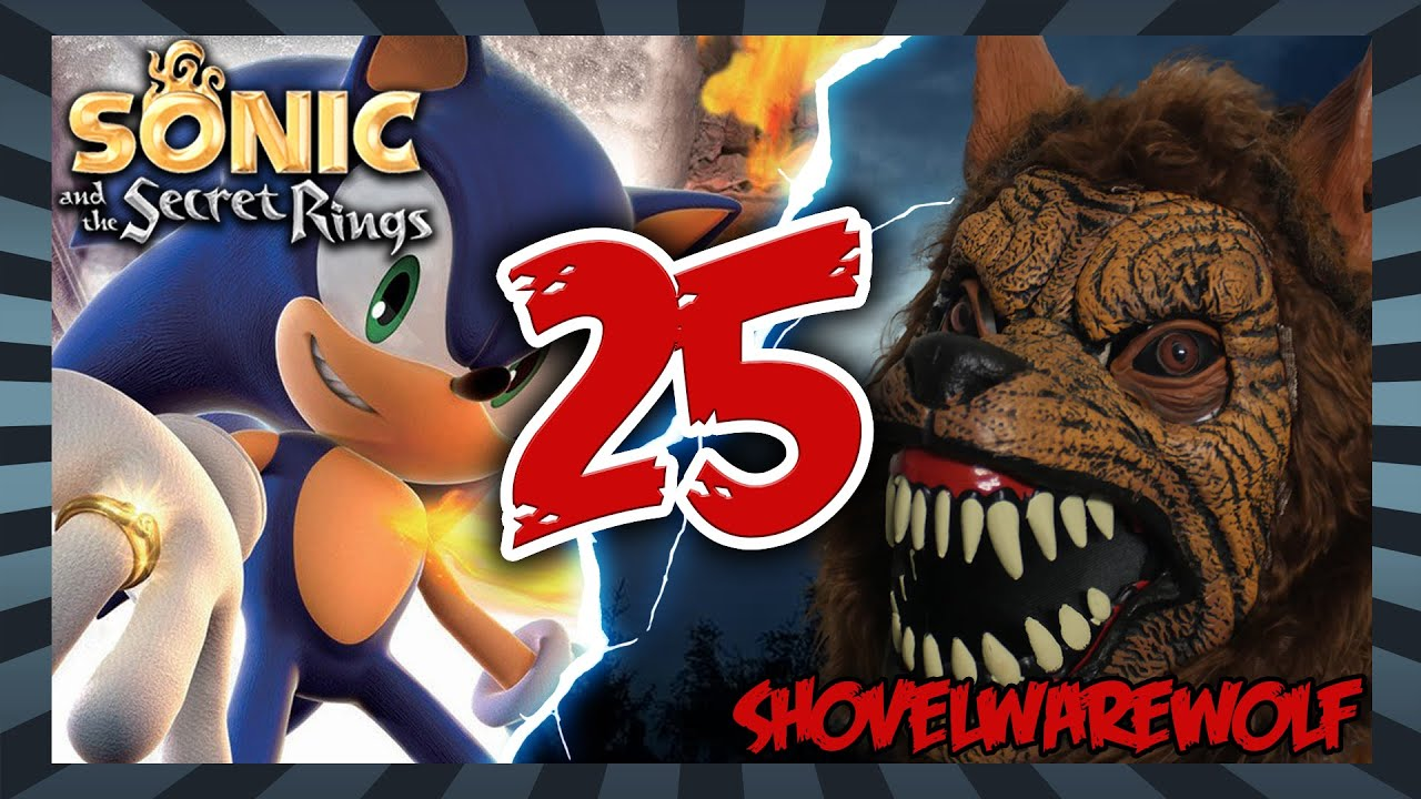 Shovelwarewolf VS Sonic and the Secret Rings (S5E1)