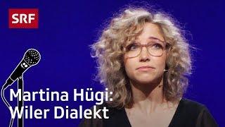 Martina Hügi: Aufwachsen im Thurgauer Kaff | Comedy Talent Stage mit Lisa Christ | SRF Comedy