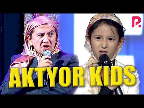 Valijon Shamshiyev - Aktyor kids (parodiya)