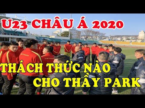 U23 Việt Nam: Thách thức và những thay đổi quyết định của thầy Park