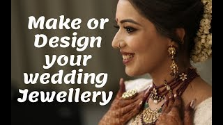Does wedding jewellery have to be expensive? NOT AT ALL!