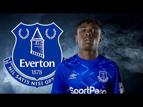 Moise Kean ● Welcome to Everton 2019 ● Skills & Goals ?