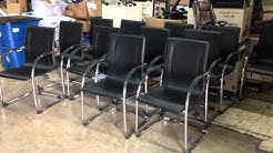 Super Modern @ a great Value office guest chairs