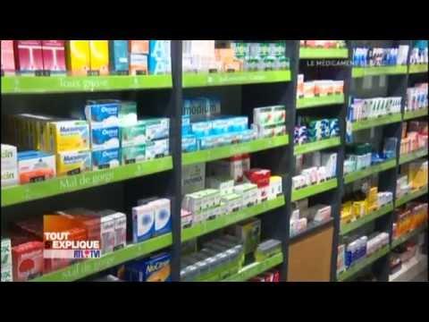 Pfizer - La vie d'un médicament - RTL