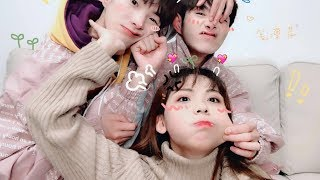 2 Famous twins brothers and sisters on Tik Tok China