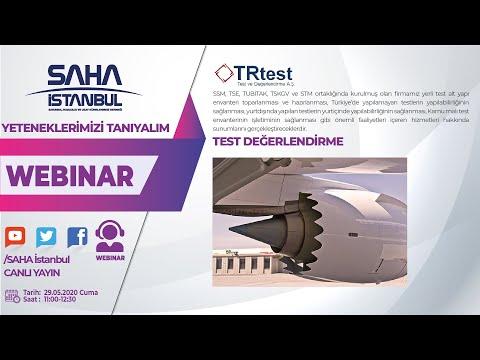 TR-TEST TEST VE DEĞERLENDİRME
