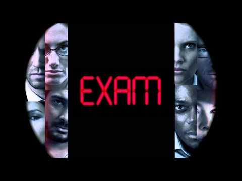 EXAM (2009) soundtrack