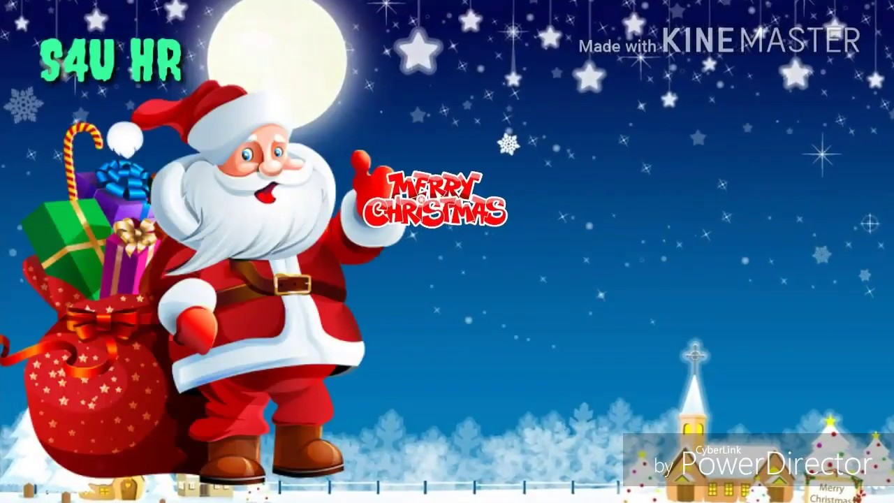 MARRY CHRISTMAS :: HAPPY CHRISTMAS :: WISHING VIDEO FOR WHATSAPP ...