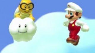 Super Mario Maker - Super Expert 100 Mario Challenge #54
