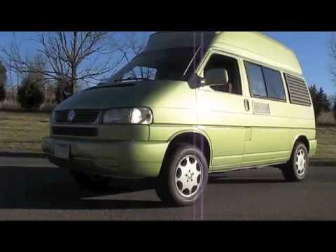 1991 VW Eurovan Westfalia Camper 16k Original Miles!