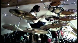 The Green Manalishi - Drum cover -