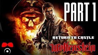 LEGENDA POVSTALA! | Return to Castle Wolfenstein #1
